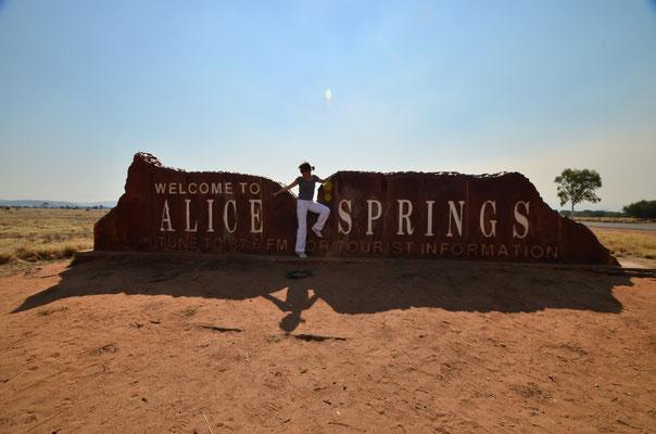 A Alice Springs  - Roadtrip en Australie - Copyright Trip85.com