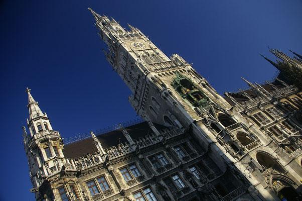 L'ancien hôtel de ville de Munich