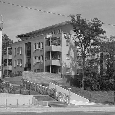 Pforzheim: sozialer Mietwohnungsbau