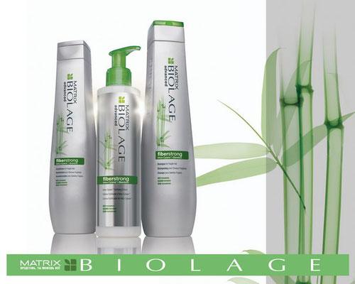 Eine sanfte Reinigung & Kräftigung für glänzendes, gesund wirkendes Haar.