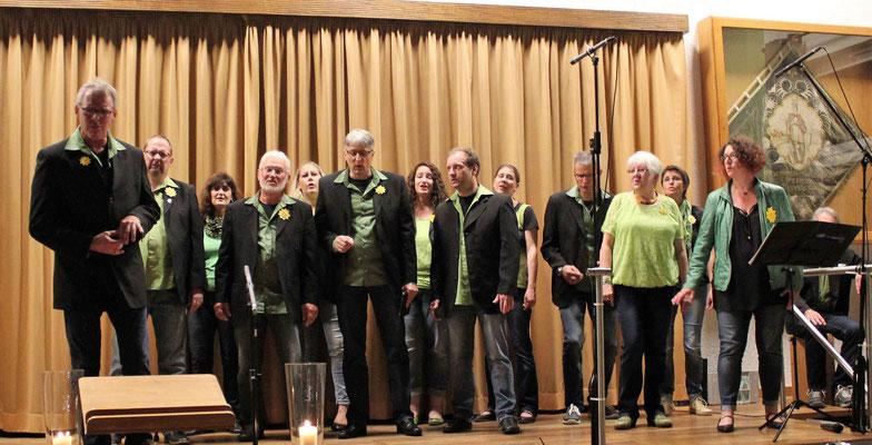 Chorschatten ... à-capella vom Feinsten
