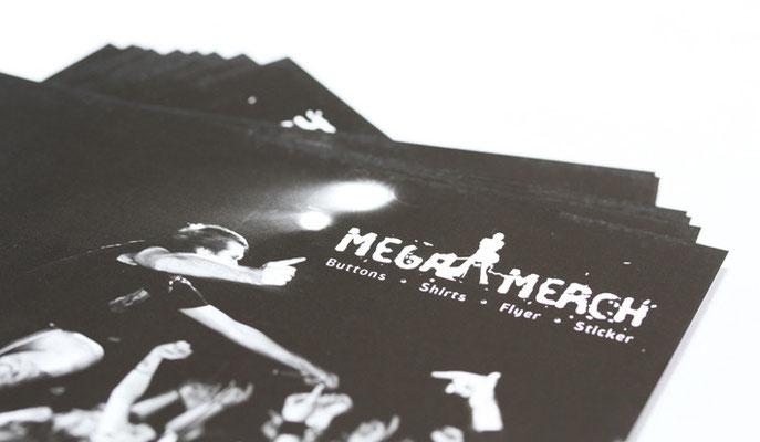 Logodesign – Merchandise für Bands, Vereine, usw.