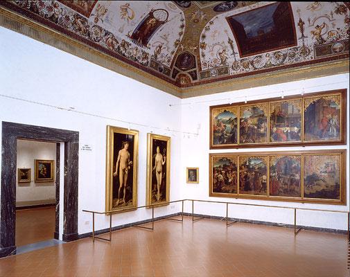 Galleria degli Uffizi - Firenze
