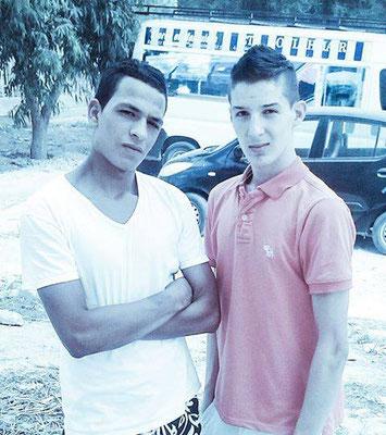 Avec lghoul sa7bii