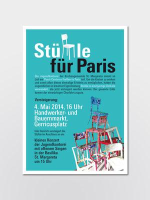 Bildmotiv: Bernadette Färber | Plakatgestaltung ©Andrea Osche – www.a-osche.de