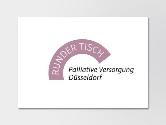 Runder Tisch Palliative Versorgung Düsseldorf | Redesign des Logos