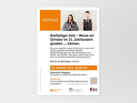 Plakat | ©Andrea Osche – www.a-osche.de