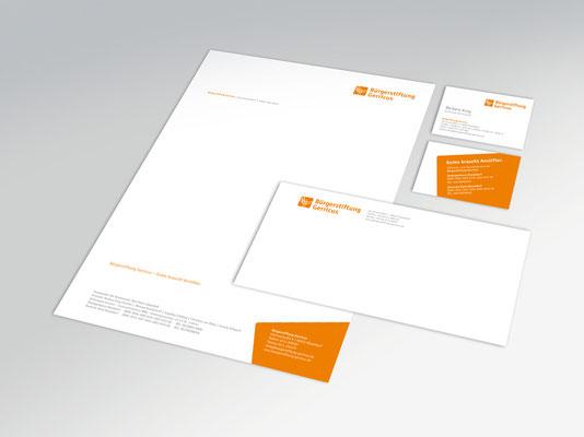 Geschäftsausstattung | ©Andrea Osche – www.a-osche.de