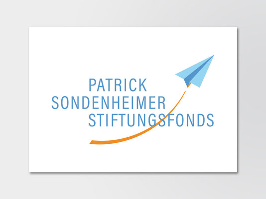 Patrick Sondenheimer Stiftungsfonds | Logo
