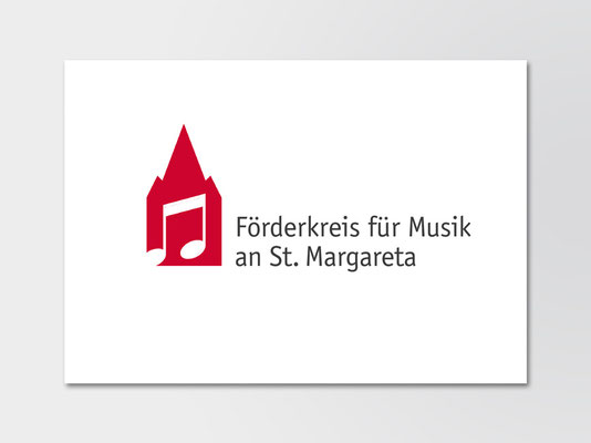 2016 | Logo Förderkreis für Musik an St. Margareta
