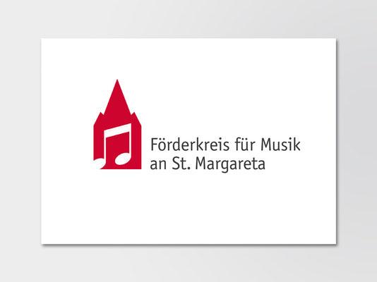 2016 | Logo Förderkreis für Musik an St. Margareta, Düsseldorf-Gerresheim