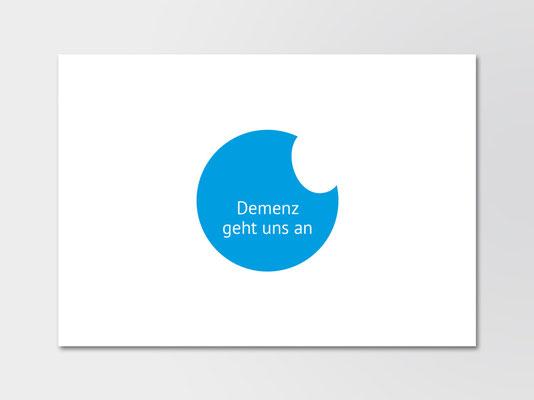 Altes Logo des Runden Tisches Demenz