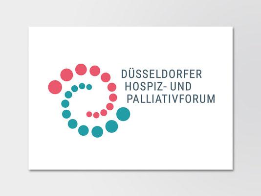 Düsseldorfer Hospiz- und Palliativforum | Logo