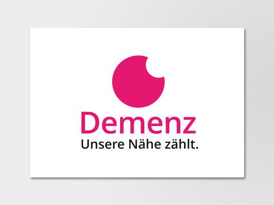 Runder Tisch Demenz, Düsseldorf | Neue Wort-Bildmarke mit Claim