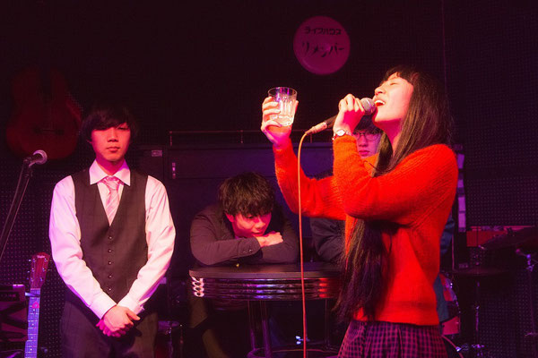 2018.12.9青葉繁れる!スピンオフ企画!『萌江の2ndアルバム発売記念ライブイベント!平成最後の師走!歌と笑いでお礼参りだ!』 @Tommy's Bar & live! REMEMBER