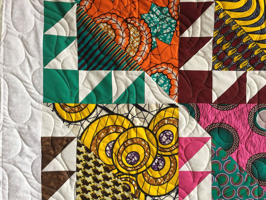 atelier LE QUILT émoi - long arm quilting - matelassage professionnel