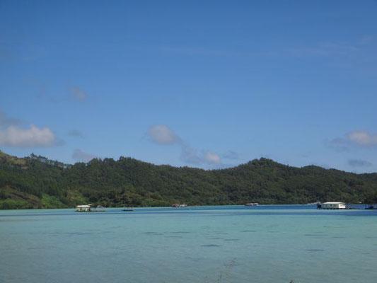 Mangareva ist die Hauptinsel