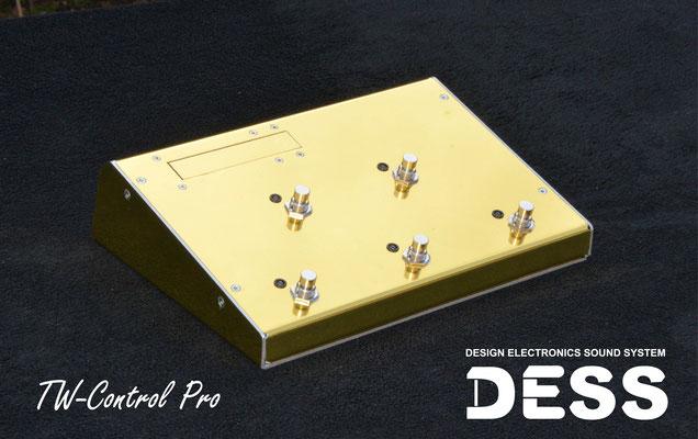 TW-Control Scène PRO Custom Gold Mini 2019,  Matthieu Chedid