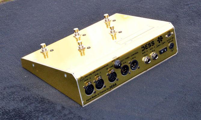 TW-Control Pro, Télécommande, Footswitch, Dess, Switching, System, Multi utilisateur, Link, Control, LED RGB, Guitar, Amp, Bass, Loop