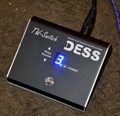 Switcher, effet, rack, tuner, guitar, bass, DESS, Switching, System, Midi, Sélécteur, Loop, Ampli, Télécommande, Remote Control, Multi
