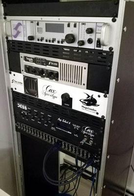Hydra S8, Amp Select 8, Cnx Apocalyps, switcher d'ampli, DESS, sélécteur d'amplificateur, Amp, Guitar, Bass