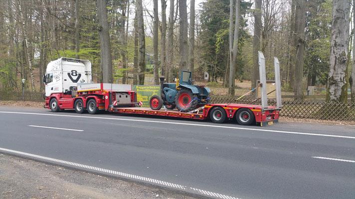 Traktor Transport