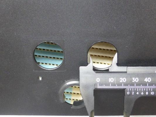 Φ24.5mmで流通品が装着可能に