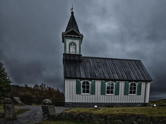 Iceland - þingvellir
