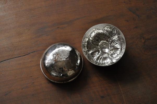 椿 サイズ:7x7cm  素材:silver925