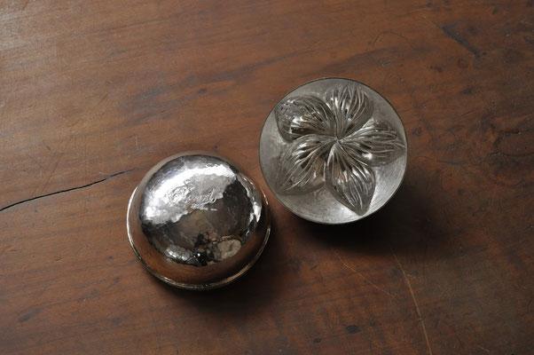 桔梗 サイズ:7x7cm  素材:silver925