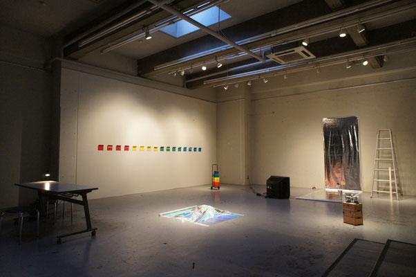 《SYMBOLS / rules》/2012/インスタレーション/玉川大学KAITEN企画展