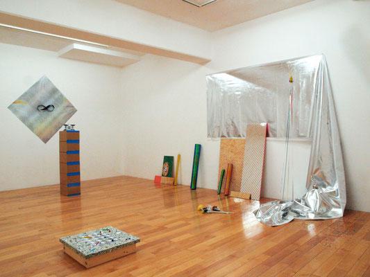 《SYNTAX》/2012/インスタレーション/Gallery K