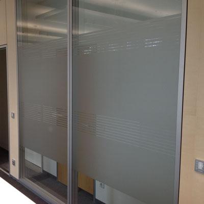 Sichtschutzfolie - individuelles Design