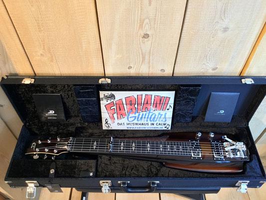 Duesenberg Fairytale, Lapsteel Guitar, Swing, Country, Blue grass, Hill Billy, Hawaii, Fabiani Guitars Calw, Stuttgart, Gerlingen, Pforzheim, Karlsruhe