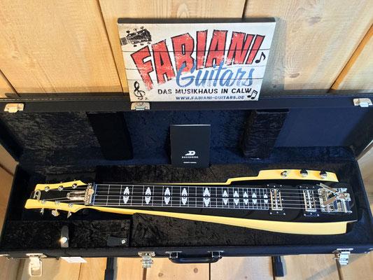 Pomona 6 Lapsteel Guitar, Duesenberg - made in Germany, Musicstore Fabiani Guitars, Nagold, Herrenberg, Stuttgart, 75365 Calw