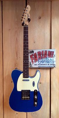 Maybach Teleman, Lake Placid Blue, Custom Shop - E-Gitarre, Fabiani Guitars Calw, Stuttgart, Pforzheim, Karlsruhe