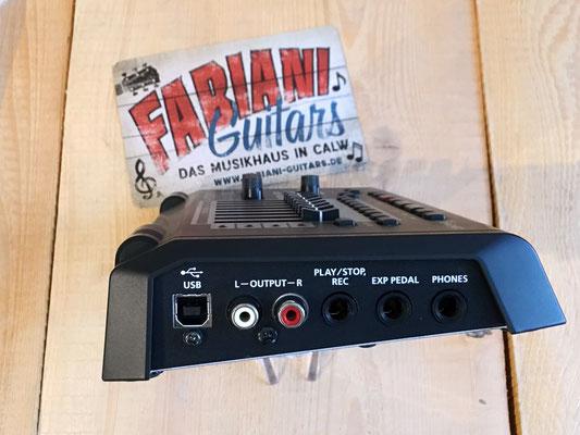 Roland V-Studio - USB Audio-Interface mit Multieffekt und Recording Software, Musik Fabiani Guitars Calw, Pforzheim, Weil der Stadt, Sindelfingen
