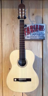 Konzertgitarre Pro Natura Silver Series Walnuss 7/8 Größe, für Kinder von 9-12 Jahre, Musik Fabiani Guitars, Pforzheim, Calw, Nagold