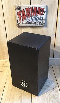 LP Latin Percussion Cajon, Black Box, Cajon in schwarz BK, Musikinstrumente 75365 Calw