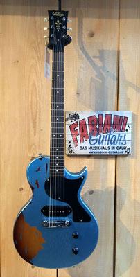 Vintage V 120 MRGHB E-Gitarre, Musik Fabiani Guitars, Baden, Baden, Bad Wildbad, Pforzheim, Weil der Stadt, Renningen, Herrenberg, Nagold, Tübingen