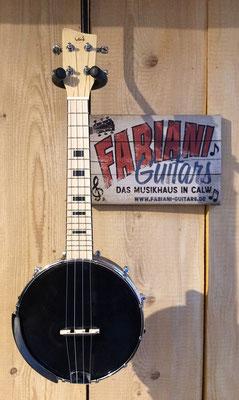 VGS Banjo BCO-A - Sopran Ukulele, Musik Fabiani Guitars 75365 Calw, Stuttgart, Leonberg, Herrenberg, Weil der Stadt, Stuttgart