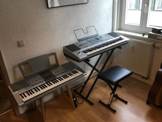 Keyboard, Digitalpiano
