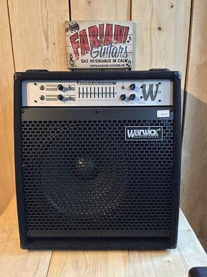 Warwick BC 300 E- Basscombo mit 300 Watt, Musikhaus 75365 Calw