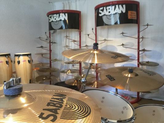 Schlagzeugbecken, Cymbals, Drums, Schlagzeug, Stairway to Heaven, Musikhaus Fabiani Guitars - 75365 Calw, Tiefenbronn