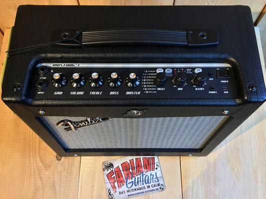Fender Mustang I, Fender Mustang 1 Amp E- Gitarrenverstärker, Musik Fabiani Guitars Calw, Stuttgart, Pforzheim