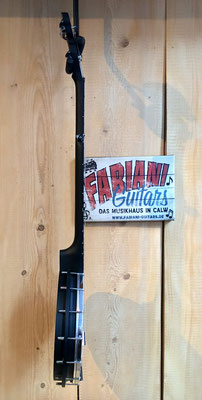 Goldtone AC 1 Banjo 5 Saiter Banjo aus Carbon, Carbon Banjo, leichtes Banjo, Anfänger-Banjo, Musikhaus - Musik Fabiani Guitars Calw, Karlsruhe. Pforzheim, Stuttgart, Tübingen, Rottweil