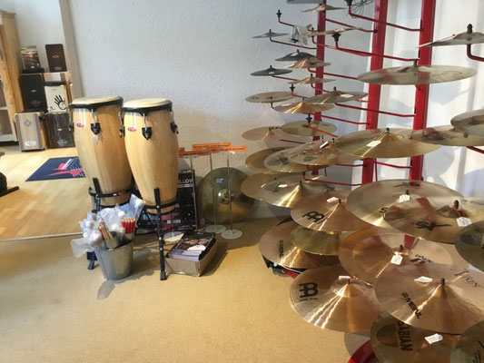 Percussion, Congas, Crash-Becken, Schlagzeugbecken, Cymbals 75365 Calw, Stairway to Heaven deutsch, Musikhaus Musik Fabiani Guitars, 75365 Calw, Nagold, Herrenberg, Leonberg, Stuttgart, Pforzheim, Baden Baden