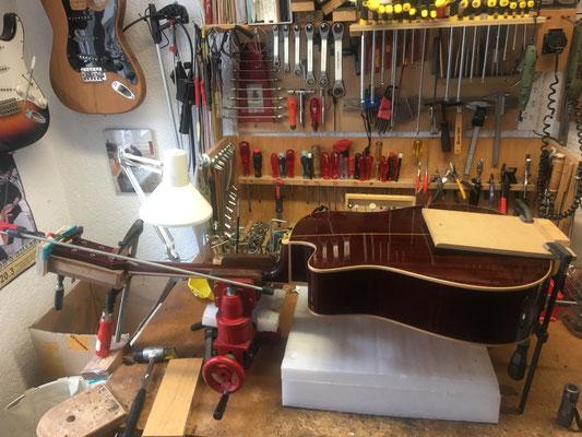 Reparaturen Werkstatt Gitarren, Verstärker, Zupfinstrumente, Musikhaus Fabiani Guitars - 75365 Calw, Stairway to Heaven deutsch, Gerlinden, Leonberg, Stuttgart