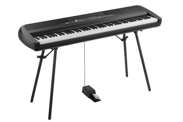 Korg SP 280 schwarz, Digitalpiano, E Piano, Digital- Piano, Musikhaus Fabiani Guitars Calw