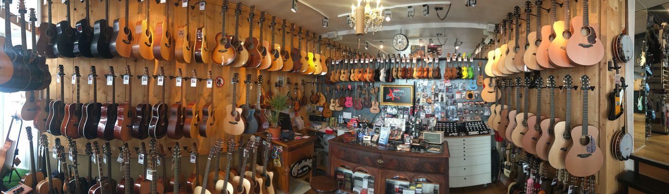 Musikhaus Fabiani Guitars 75365 Calw, Stairway to Heaven,  Gitarren, E-Gitarren, Akustikgitarren, Akustik-Gitarren, Westerngitarren, Drums, Bass, Amps, PA Verleih, Persussion, Gitarre reparieren, Verstärker Amp Reparaturen,